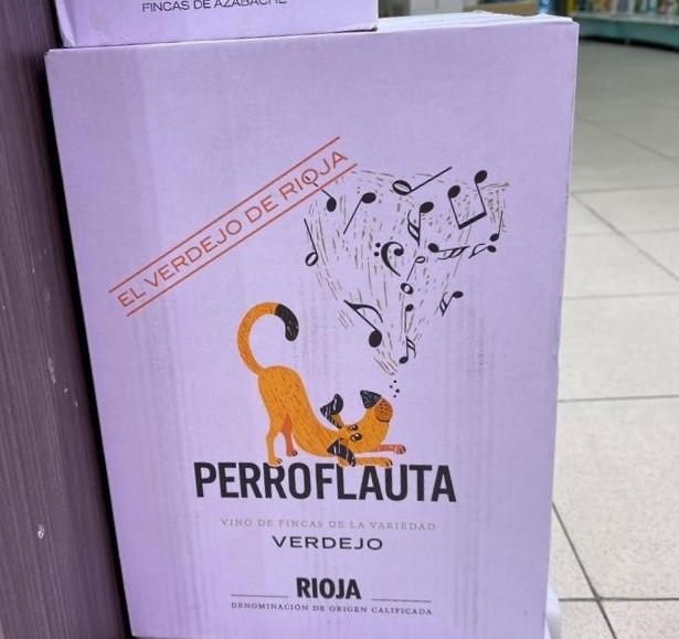 vino alimerka perroflauta-Digital de León