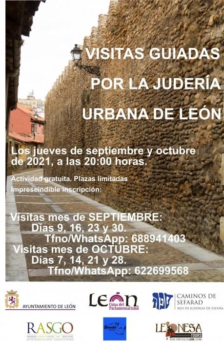 visitas guiadas legado judio leon-Digital de León