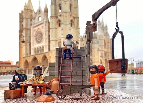 munecos de playmobil historia leon-Digital de León