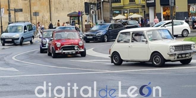 concentracion coches mini 600 leon-Digital de León