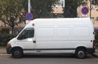 furgonetas camufladas DGT