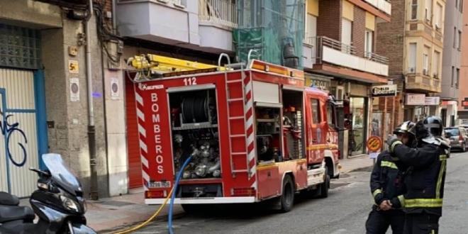 incendio en juan madrazo nyaska-Digital de León