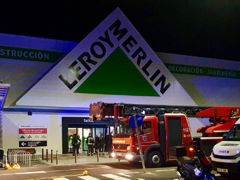 incendio en leroy merlin leon- Digital de León