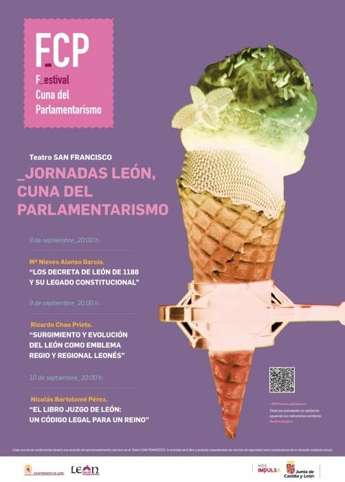 leon celebra esta semana las ii jornadas cuna del parlamentarismo-Digital de León