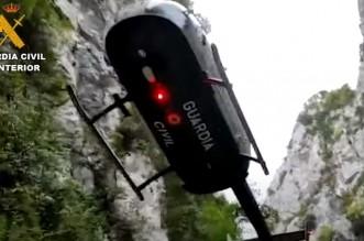 peligroso rescate senderista-Digital de León