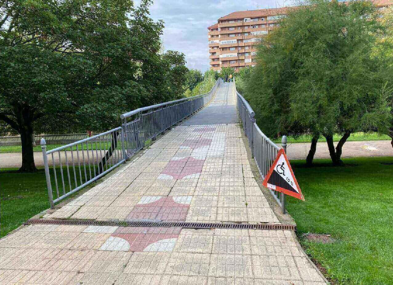 polemica nueva senal puente- Digital de León