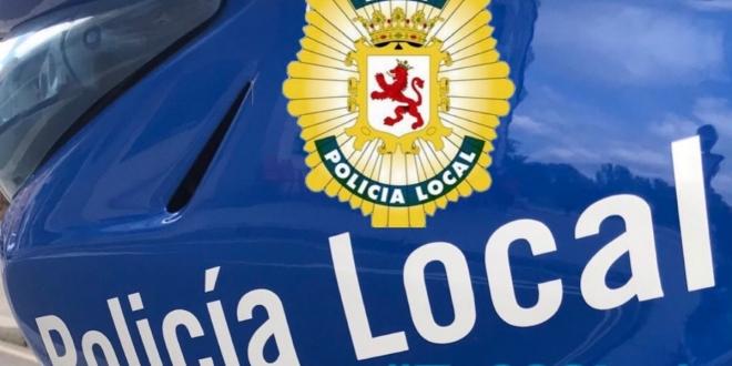 un menor provoca accidente leon-Digital de León