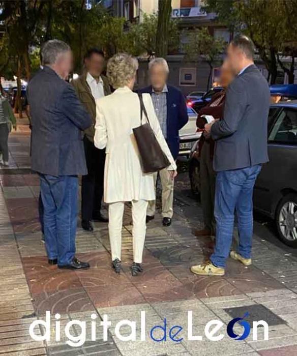 reunion jefa de seguridad leon-Digital de León