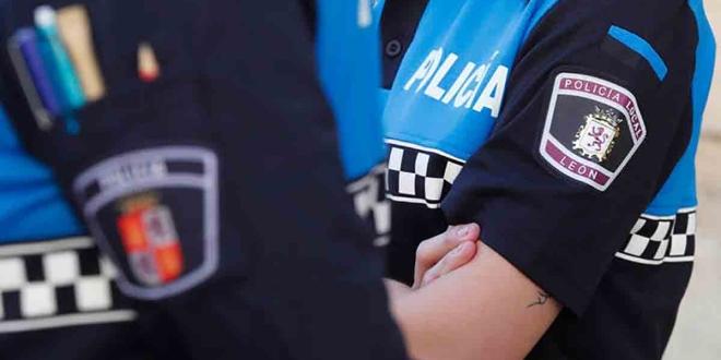policia local de leon agresiones-Digital de León