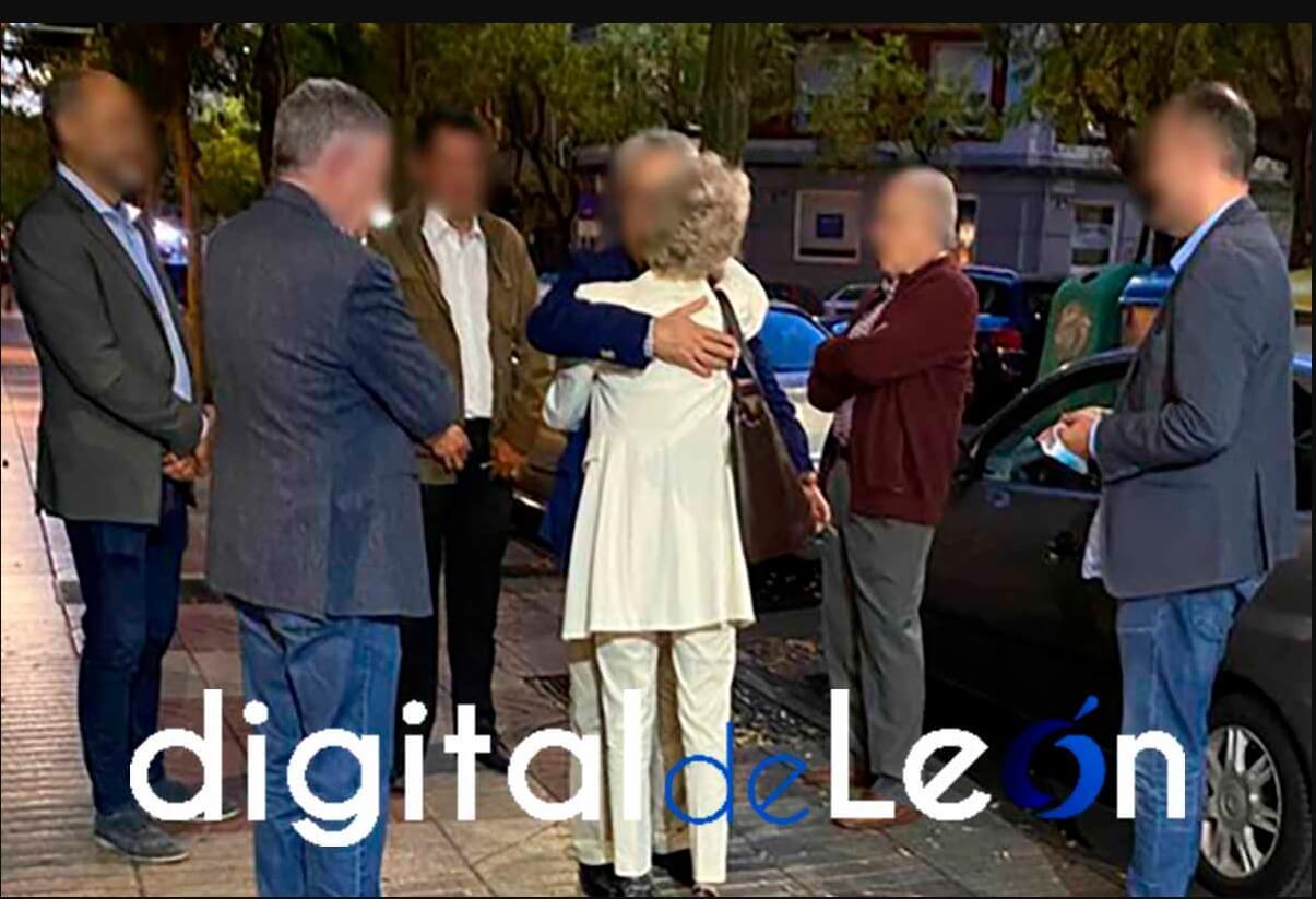 jefa de seguridad de moncloa casa rafa- Digital de León