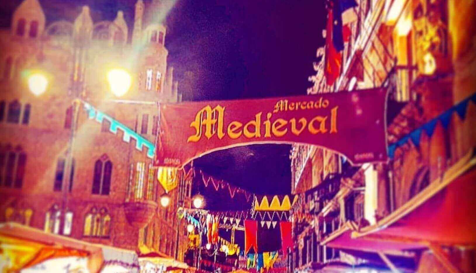 programa mercado medieval de san froilan- Digital de León