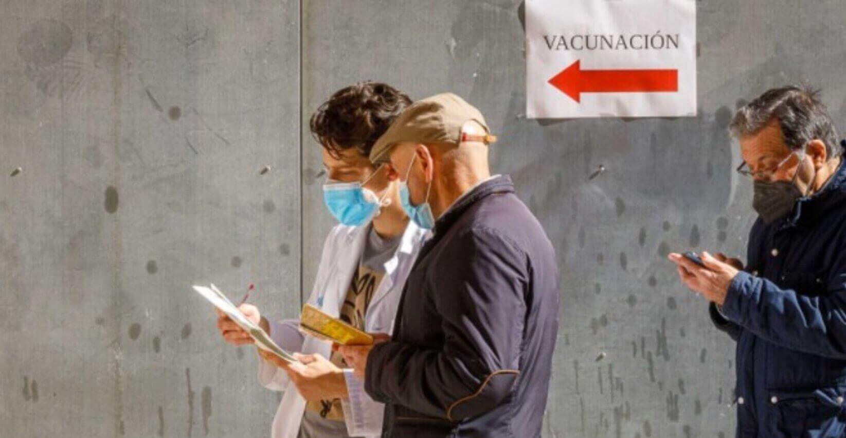 vacuna a los mayores de 65 leon- Digital de León